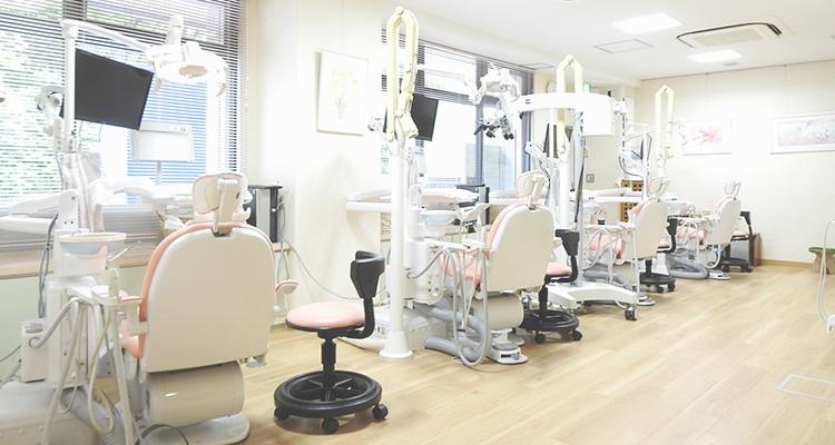 アットホームな歯科医院 地域の皆さまのかかりつけ歯科医院